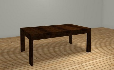 Weng uittrekbare tafel zicht 2 ingeschoven for Uittrekbare tafel